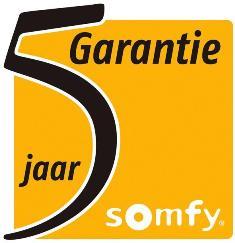 somfy-5-jaar-garantie